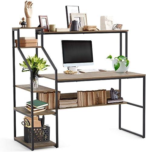 Linsy Home Computer Desk - the best modern office desk for the money