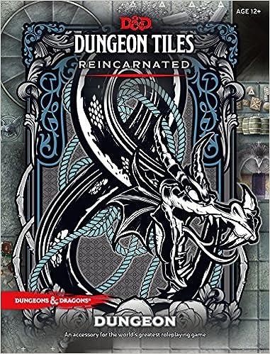 D&d Dungeon Tiles Reincarnated: Dungeon por Wizards Rpg Team epub