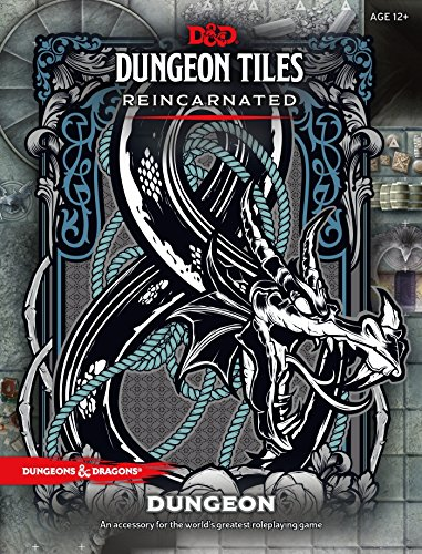 D&D DUNGEON TILES REINCARNATED: DUNGEON (Dungeons & Dragons)