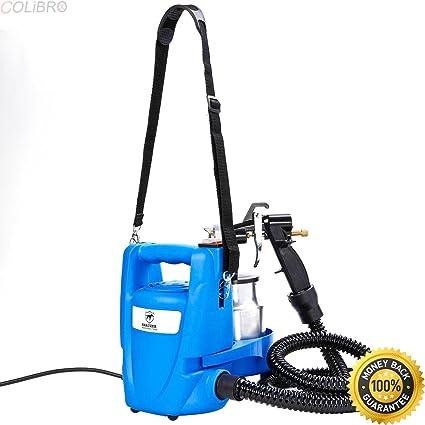 COLIBROX-650W Electric Paint Painting Sprayer Gun 3-ways W