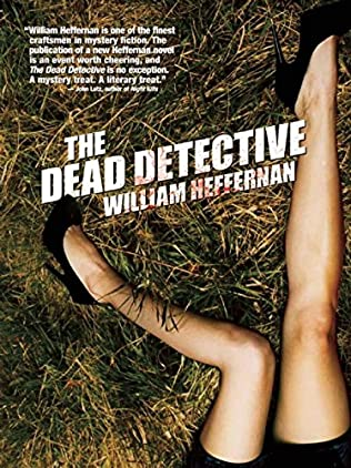 book cover of The Dead Detective
