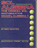 img - for SOL Algebra the Virginia SOL Mathematics Coach, Algebra 1 book / textbook / text book