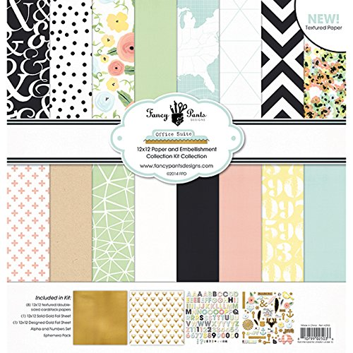 Collection Basic Grey 12x12 Scrapbook - 1