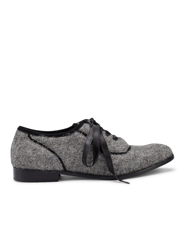 Intramontabile Footwear - Zapatos Planos con Cordones Mujer 36 EU