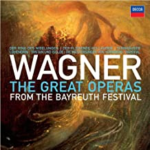 Wagner: The Great Operas From Bayreuth (33CD)