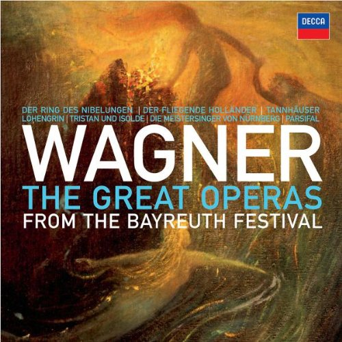 richard wagner great recordings - 8