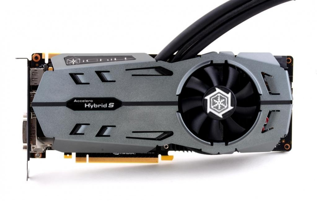 Inno3D iChill GeForce GTX 970 - Tarjeta gráfica de 4 GB ...