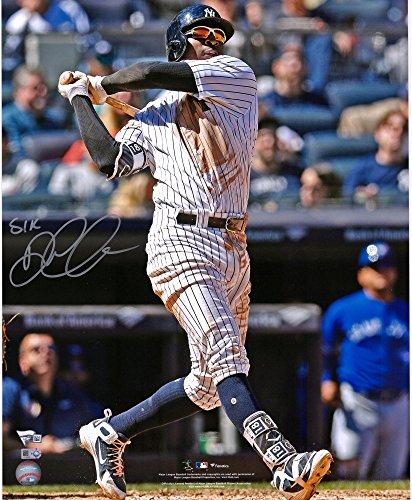 Didi Gregorius New York Yankees Autographed 16