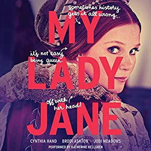 My Lady Jane Audiobook
