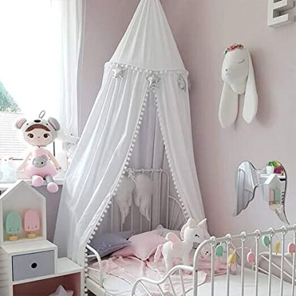 HOTUEEN Elegant Dome Mosquito Repellent Insect Reject Mosquito Net Bed Canopies /& Drapes