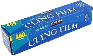 Kirkland Signature Cling Film All Purpose 345mm x 400 Metres