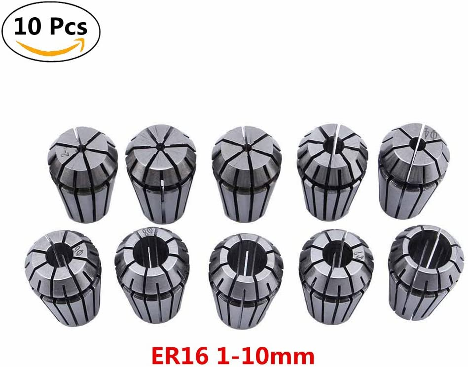 Details about  /5mm Top ER16 Collet Super Precision for CNC Milling Lathe Tool and Spindle Motor