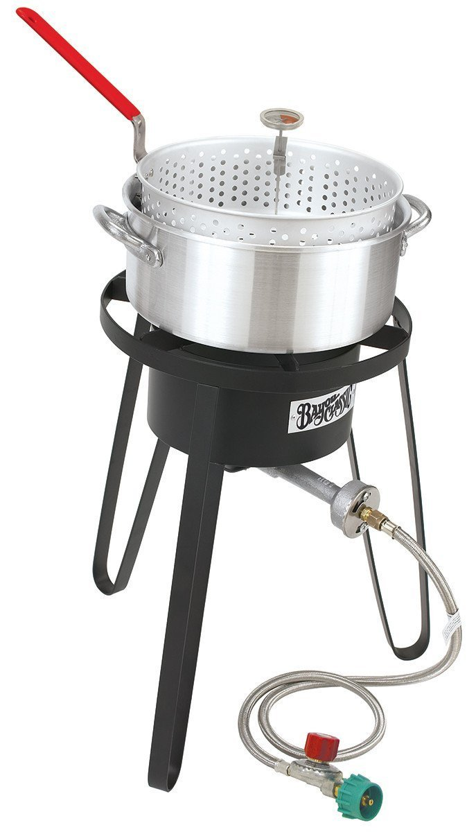 Bayou Classic B135 Sportsman's Choice Fish Cooker