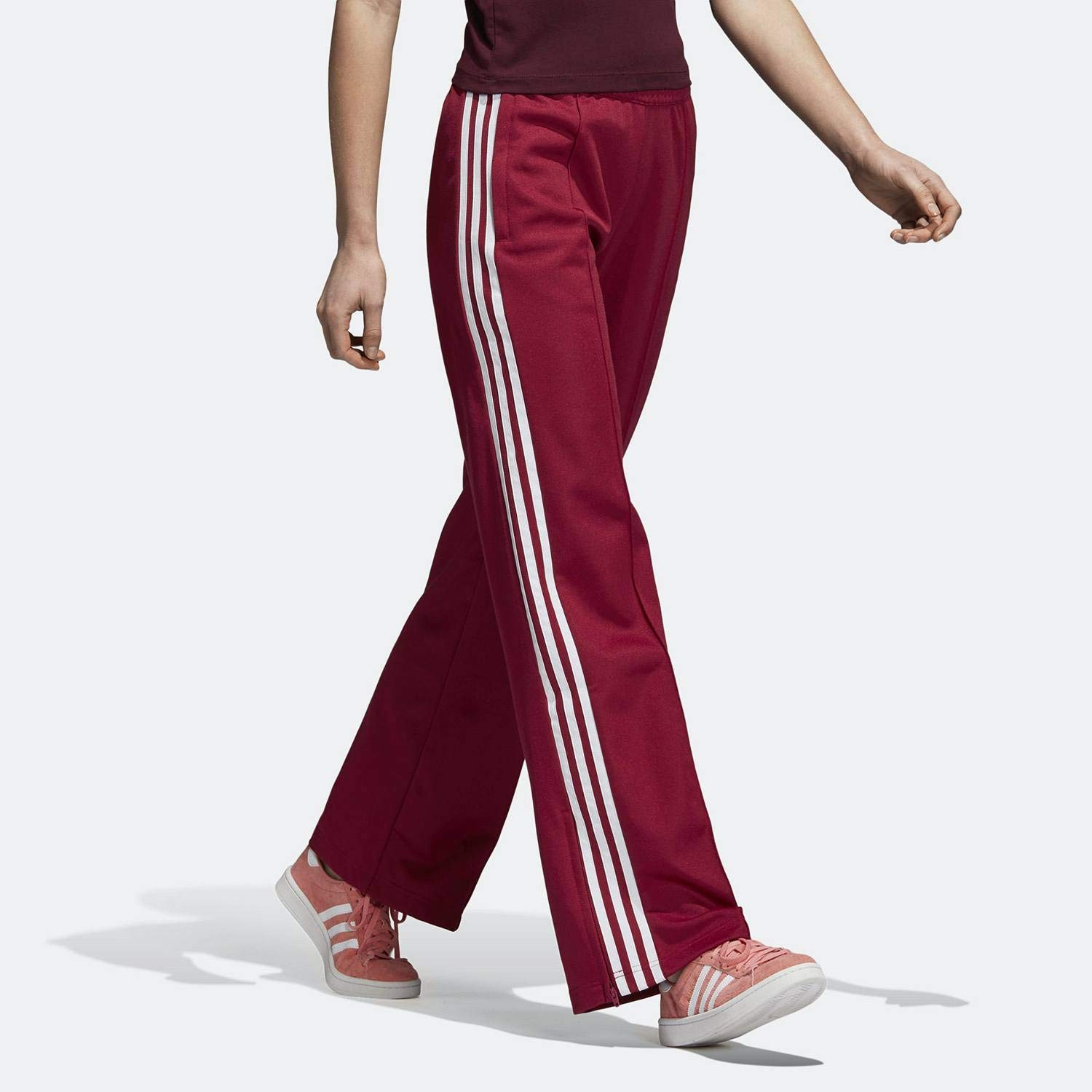 adidas Contemp BB Trackpants Mystery Ruby | Footshop