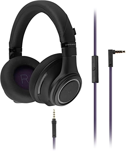Plantronics BackBeat Pro Bluetooth Kopfhörer mit: