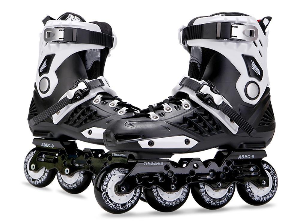Inline Skates For Men Unisex Racing PP Material ABEC-9 , 42