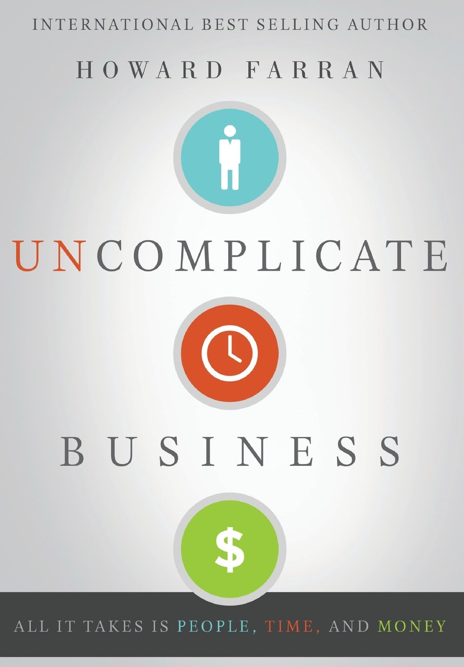 Read Online Uncomplicate Business: All It Takes Is People, Time, and Money ebook