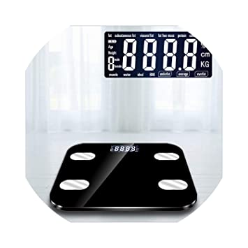 Body Index Electronic Smart Weighing Scales Bathroom Body Fat Scale Digital Human Weight Mi Scales Floor