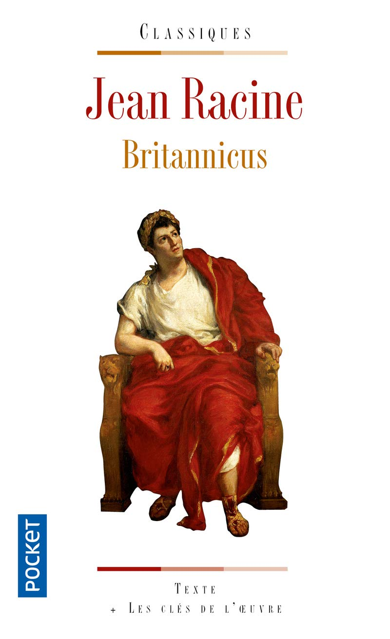 Amazon.com: Britannicus (Pocket classiques) (French Edition ...