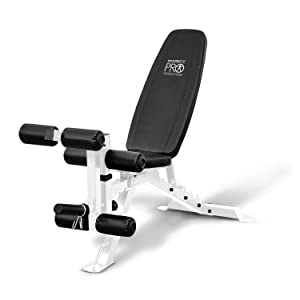 Marcy Impex Powder Coated Steel Home Gym Adjustable Weight Bench