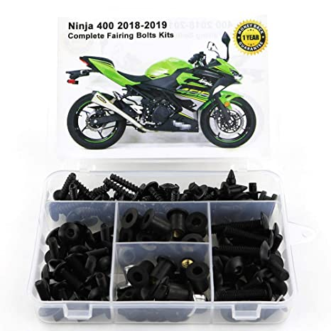 Amazon.com: Xitomer Full Sets Fairing Bolts Kits, for ...