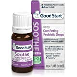 Gerber Soothe Baby Everyday Probiotic Drops for Newborn, Infants, Baby, & Toddlers, Colic, Spit-Up, & Digestive Health, #1 Pe