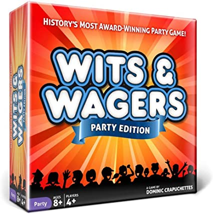 Wits and wagers betting rules of 21 bettinger bluff farm montgomery ny fire