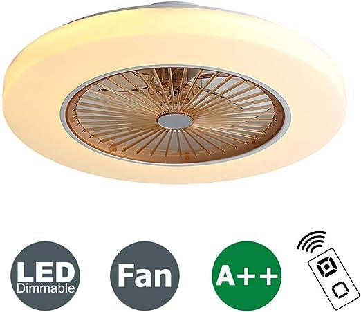 Xinjin Ventilador silencioso Ventilador de techo con control ...