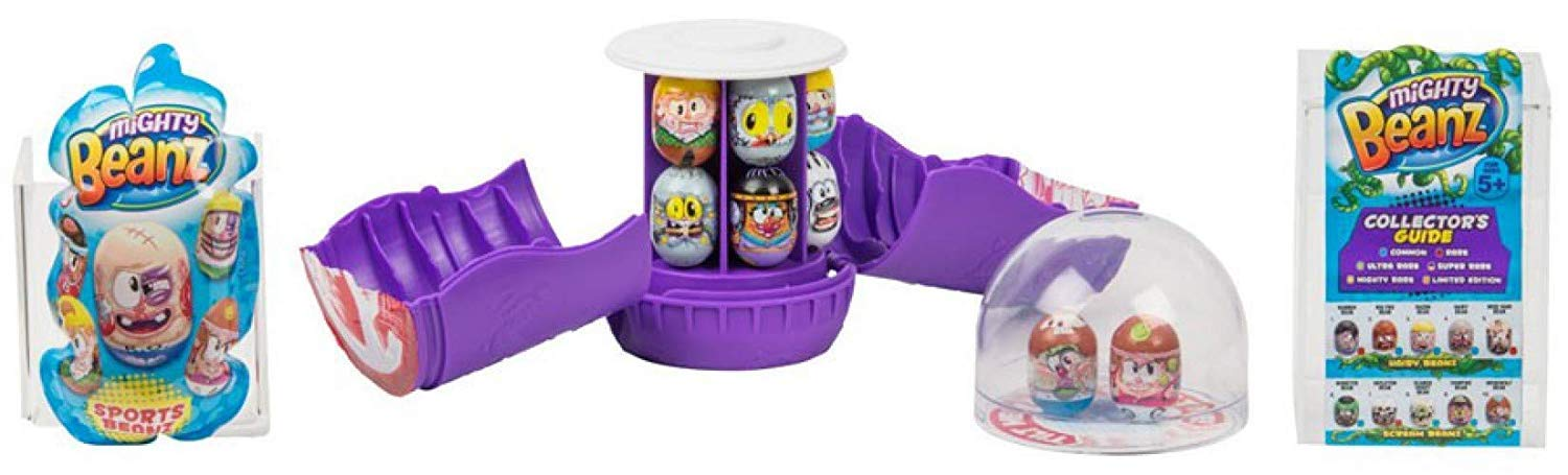 Moose Toys Mighty Beanz Slam Pack 8 Beans (6 Piece Display Case Pack)