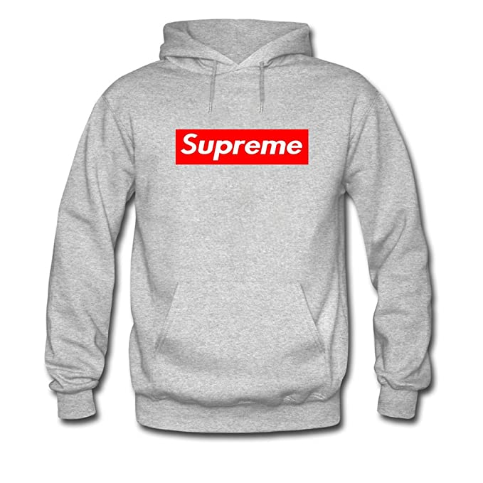 Supreme Front Line Trend For Mens Hoodies Sweatshirts Pullover Outlet: Amazon.es: Ropa y accesorios