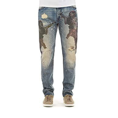 ff2fe9fa26cad Akoo Sacred Jean in Metro Wash 781-7172 at Amazon Men's Clothing store: