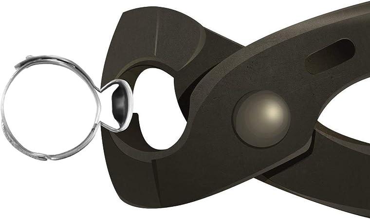 Noblik 80 Pcs Simple Oreille /à Sertir Pince Pince /à Oreille Simple Pinces Double Oreilles Clamphose Pinces /à Assortiment Pour Tuyau Hydraulique Carburant