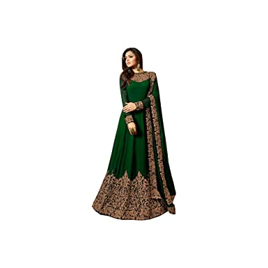 AMIT FASHIONS Diseñador Indio Salwar Traje para Mujer ...
