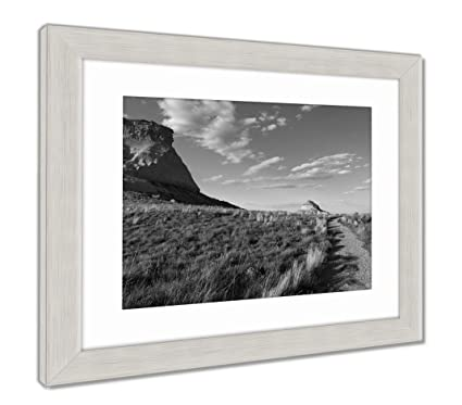 Amazon Ashley Framed Prints West And East Pawnee Butte On The
