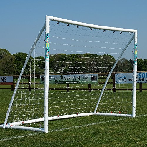 Samba 8 x 6ft Fun Goal - Portable Garden Football Goal Post