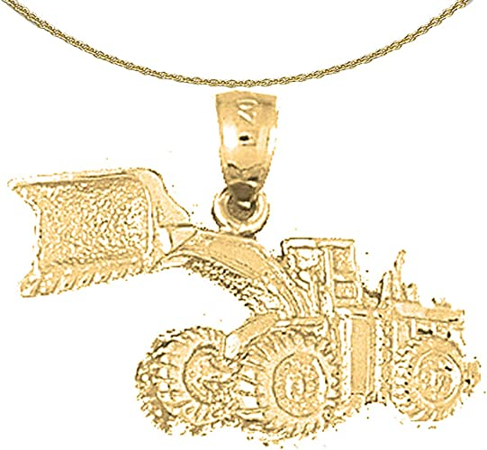 Rhodium-plated 925 Silver House Pendant with 16 Necklace Jewels Obsession House Necklace