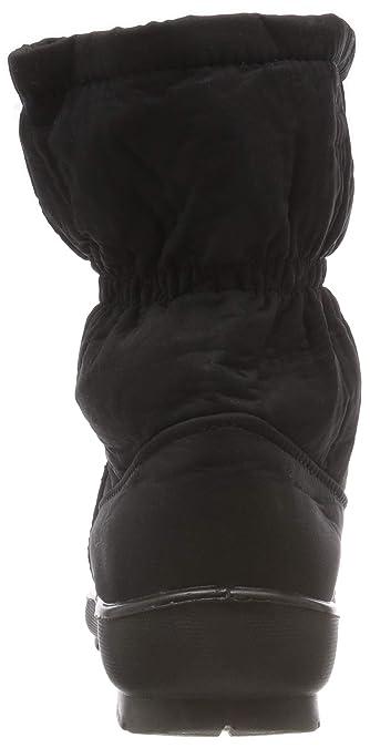 KOUDYEN Mujer Zapatos Botas De Nieve Invierno Fur Boots Botines,MX1308-Black-EU39: Amazon.es: Zapatos y complementos