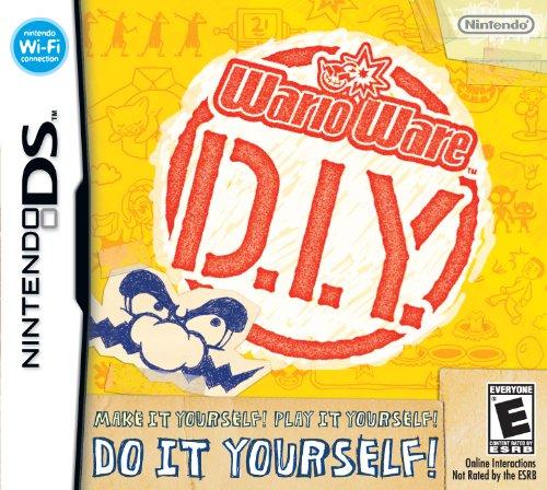 WarioWare D.I.Y. - Nintendo - Woodbury Outlet Nyc