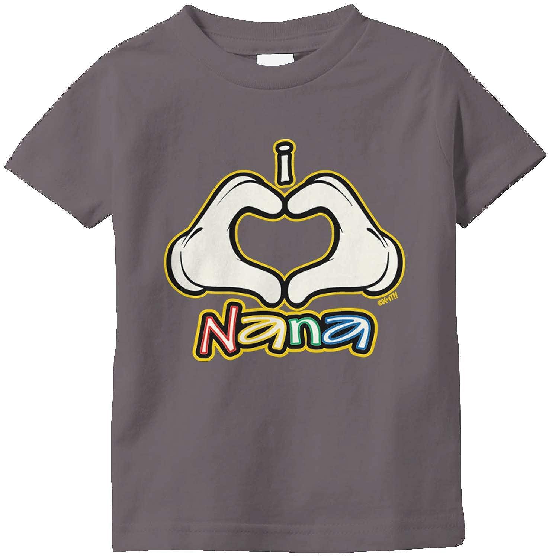 Amdesco I Love Nana Infant T-Shirt