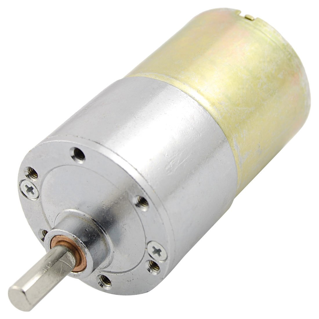 uxcell® 12VDC 160mA 100RPM 2.04Kg-cm High Torque Permanent Magnetic Gear Motor by uxcell