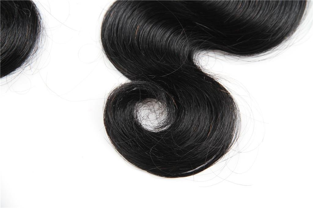 HJXJXJX Natürliche brasilianische Haar Haar Haar mischen Länge 3 Boulevard Körper Welle Jungfrau brasilianischen menschlichen Haar mehrere Farbauswahl 8-24 Zoll e9fc91