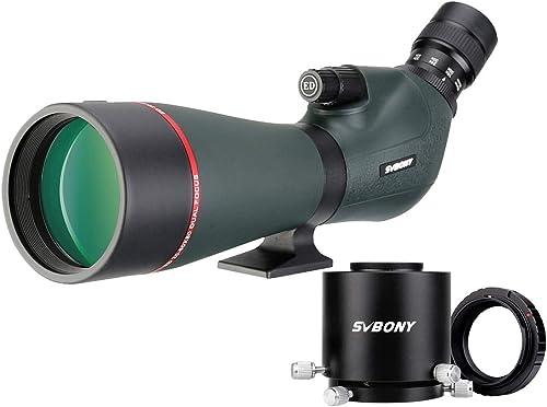 SVBONY 20-60 x 80mm SV406P Spotting Scope