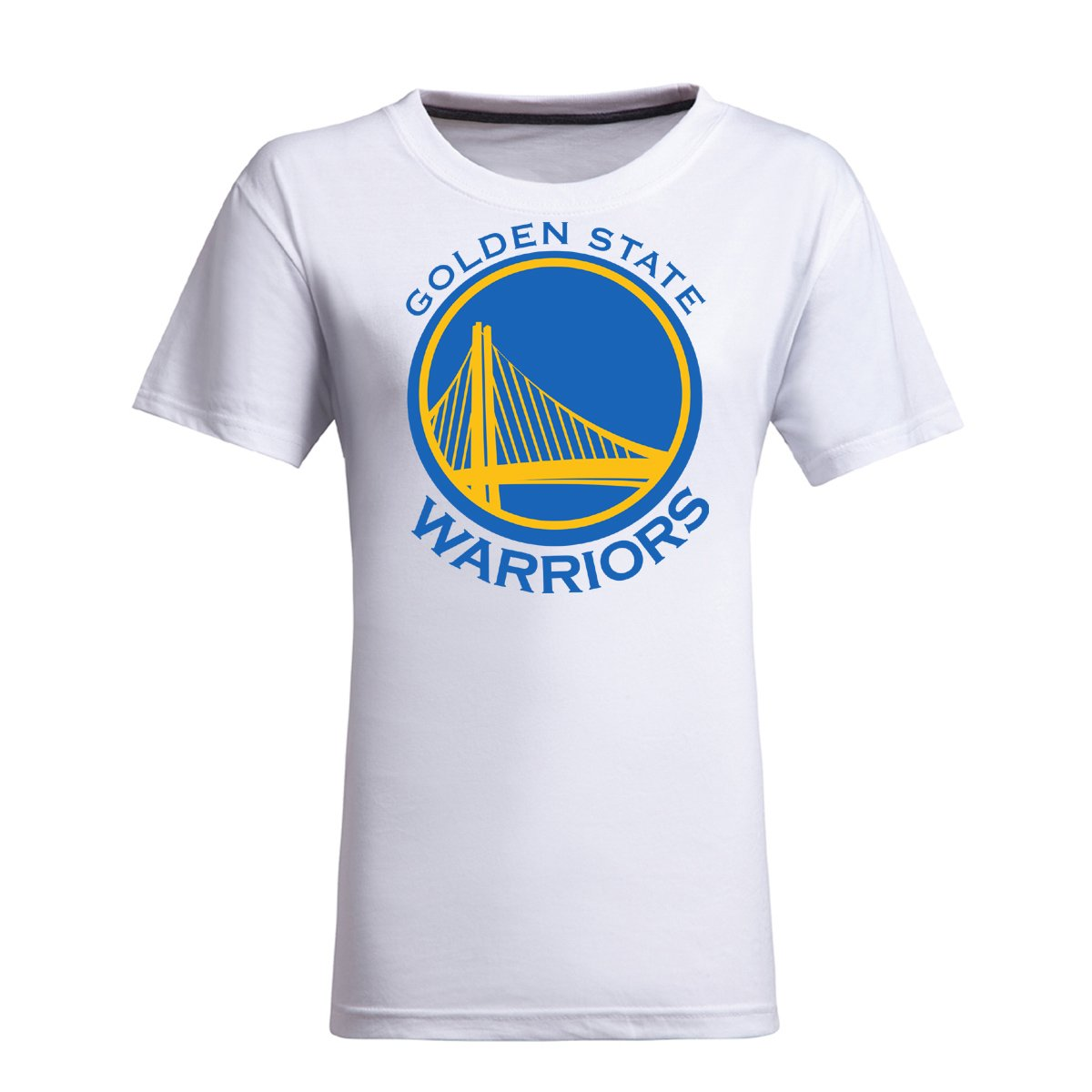 d04633cd7af Galleon - 2015 Fashion NBA Golden State Warriors Diy T-shirt For Women Custom  T-shirt
