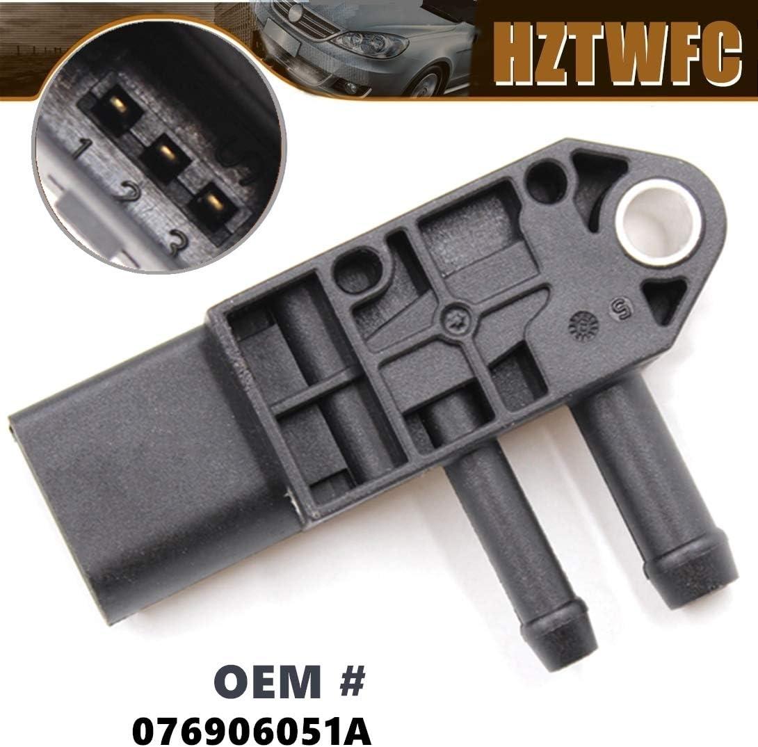 Differential Exhaust Pressure Sensor Transmitter 076906051A For Audi VW Skoda