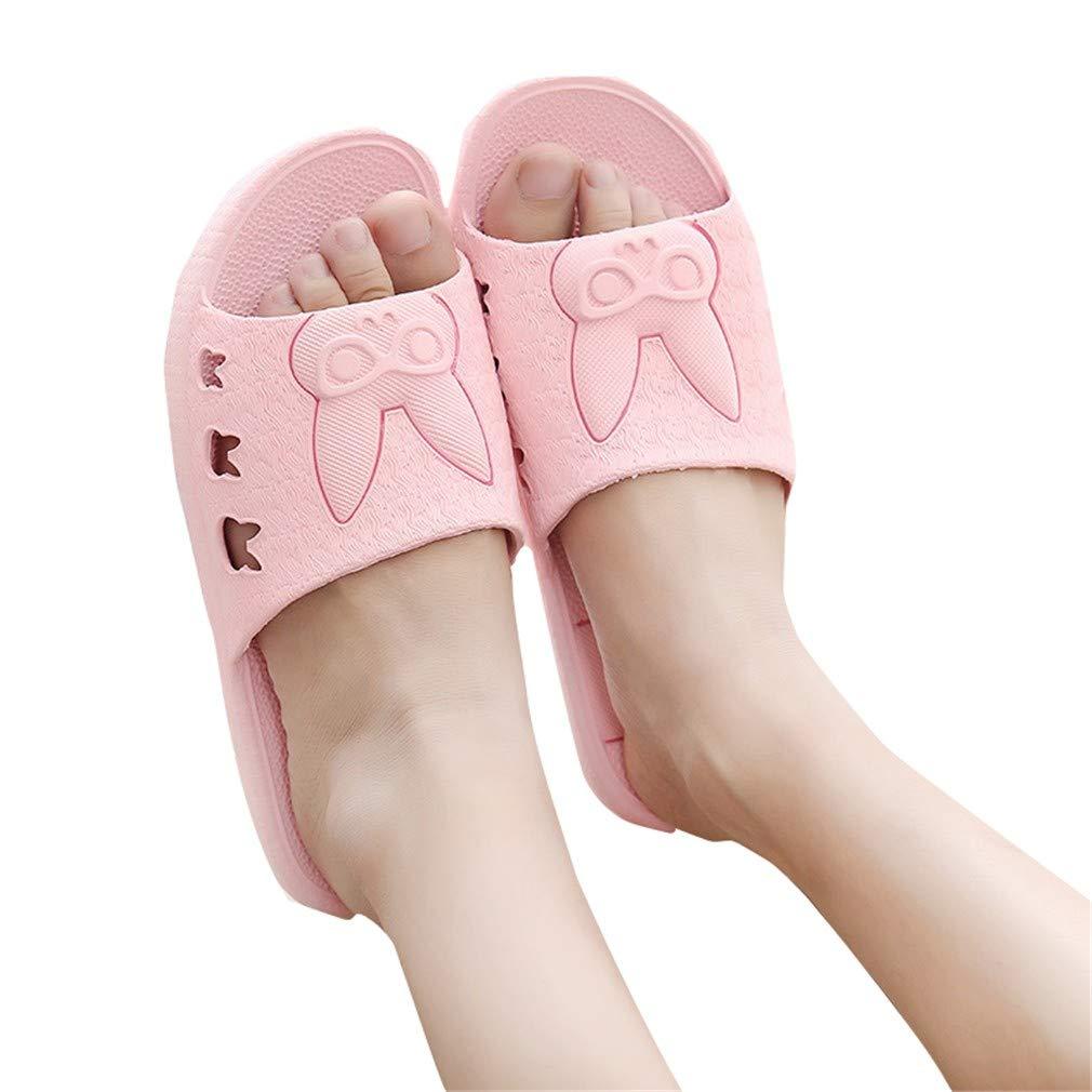 YUCH Chaussures De Intérieures Salle Et De 20000 Bain Intérieures Glissantes Et Belles Pink f46e62d - automaticcouplings.space