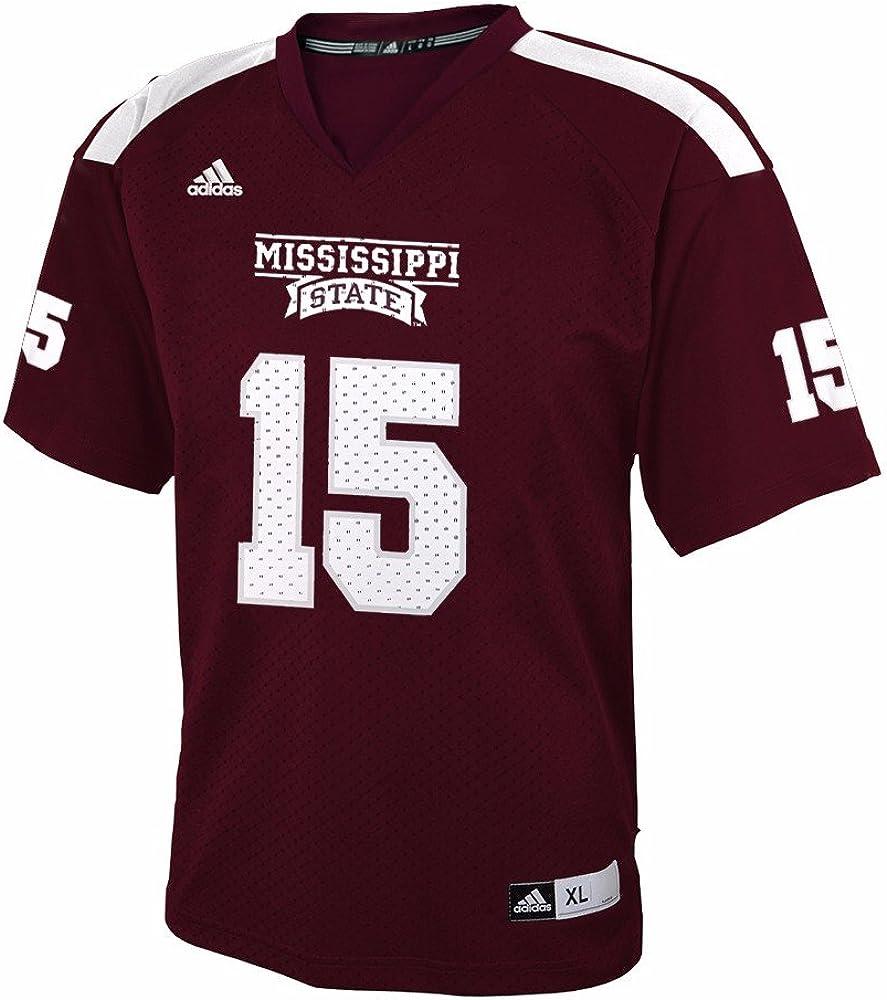 X-Large Maroon Blue 84 NCAA Mississippi State Bulldogs Womens Gracie Confetti Raglan Tee