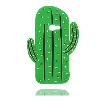 coque samsung j5 2015 cactus