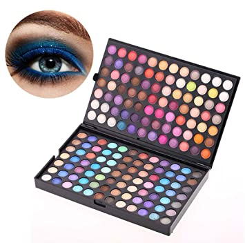 Eye Shadow Buy Cheap New 252 Colors Eyeshadow Professional Cosmetics Matte Make Up Professional Makeup Eye Shadow Glitter Palette Make Up Beauty & Health