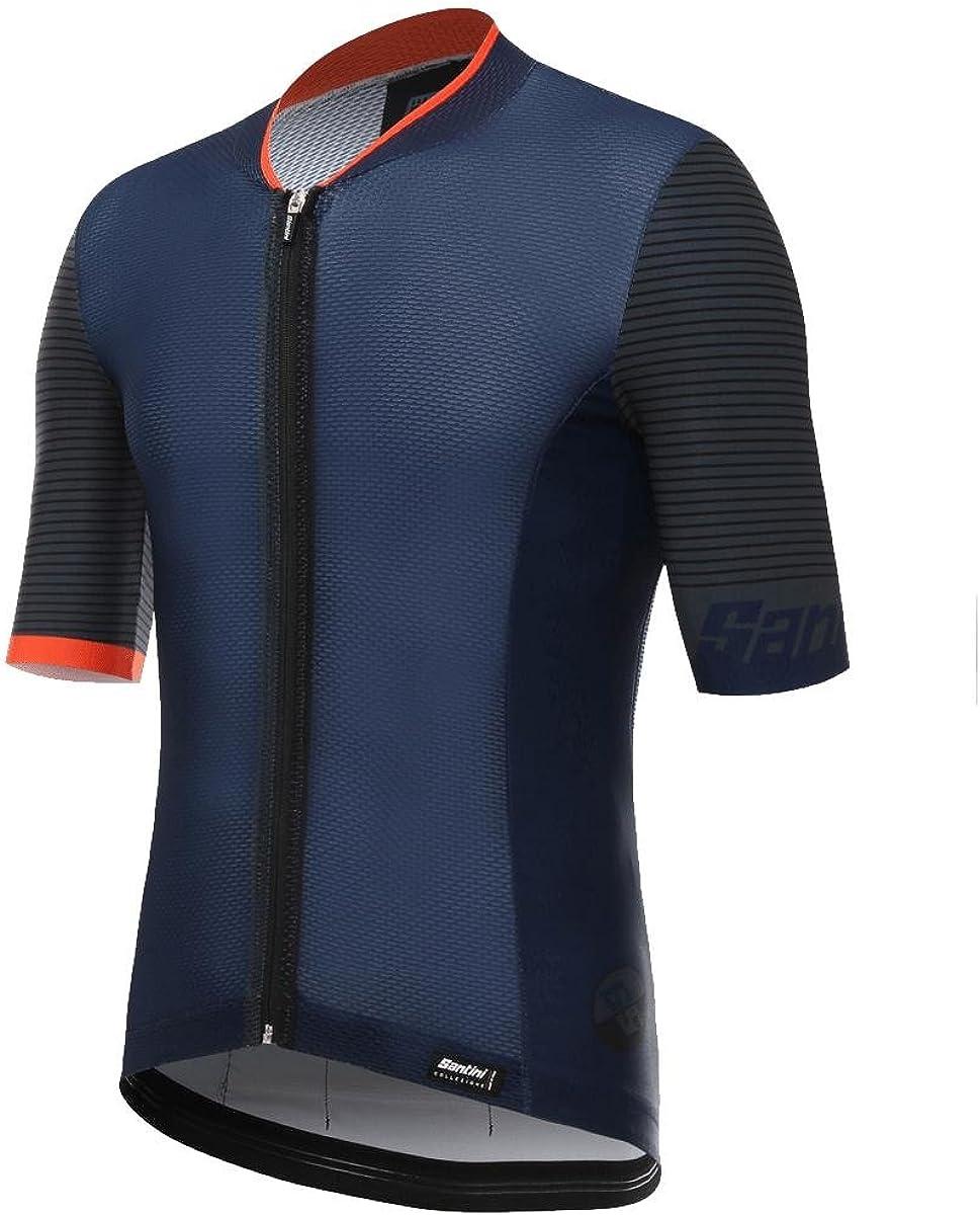 Santini Mens Tono 2.0 Short Sleeve Jersey