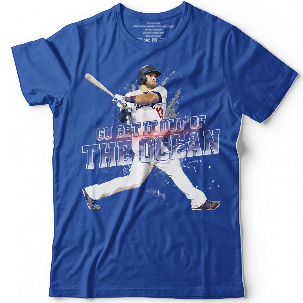 Max-Muncy LA Baseball Player Big Fan Jersey Customized T-Shirt Hoodie//Long Sleeve//Tank Top//Sweatshirt
